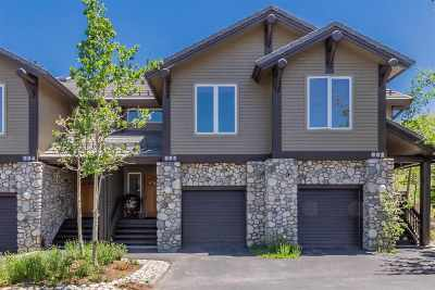 Mammoth Lakes Condo/Townhouse Active Under Contract: 803 Fairway Circle