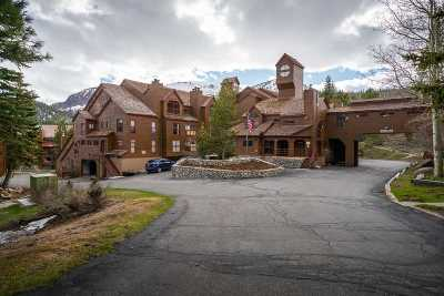 Mammoth Lakes Condo/Townhouse Active-Price Chg: 865 Majestic Pines Dr