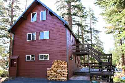 Mammoth Lakes Single Family Home For Sale: 2031 Forest Trail