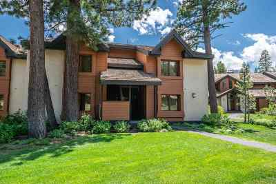 Mammoth Lakes Condo/Townhouse For Sale: 438 Snowcreek Rd