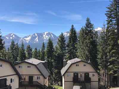 Mammoth Lakes Condo/Townhouse Active Under Contract: 141 Lakeview #11 Boulevard