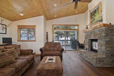 Mammoth Lakes Condo/Townhouse For Sale: 64 Crawford #4 Avenue