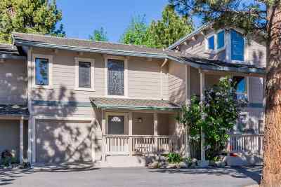 Mammoth Lakes Condo/Townhouse Active-Price Chg: 3170 Chateau Road
