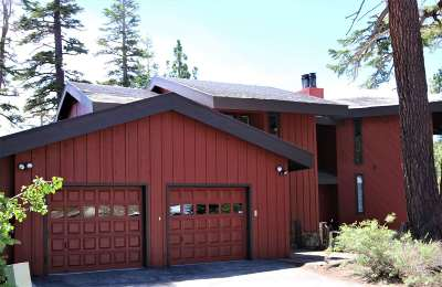 Mammoth Lakes Single Family Home Active-Price Chg: 55 Top Of The Slopes Drive