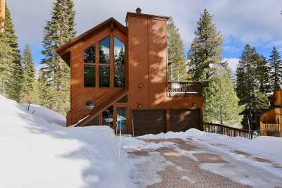 Mammoth Lakes Single Family Home For Sale: 508 Hillside Place