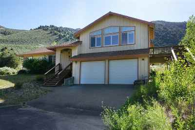 Lee Vining CA Single Family Home Active Under Contract: $429,000