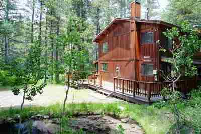 June Lake Multi Family Home For Sale: 184 Aspen Road