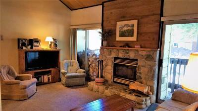 Mammoth Lakes Condo/Townhouse Active-Price Chg: 2289 Sierra Nevada Road