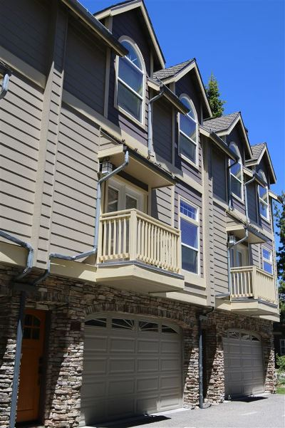 Mammoth Lakes Condo/Townhouse For Sale: 1787 Old Mammoth Road