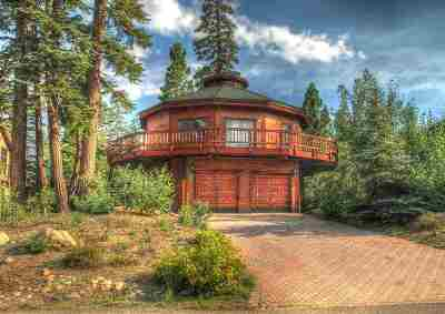 Mammoth Lakes Single Family Home For Sale: 28 Snowridge Lane