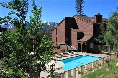 Mammoth Lakes Condo/Townhouse For Sale: 248 Mammoth Slopes Drive #l106