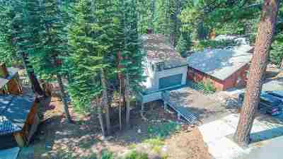 Mammoth Lakes Single Family Home For Sale: 343 Grindelwald Road