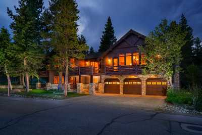 Mammoth Lakes Single Family Home For Sale: 570 Monterey Pine Road