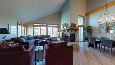 Mammoth Lakes Condo/Townhouse For Sale: 733 Fairway Circle