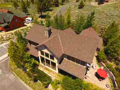 June Lake Single Family Home For Sale: 70 Highland Drive