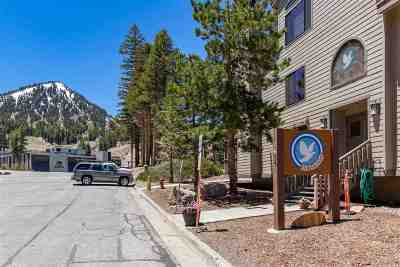 Mammoth Lakes Condo/Townhouse For Sale: 414 Rainbow Ln #15 (Door 112)