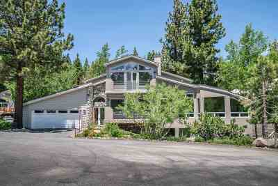 Mammoth Lakes Single Family Home For Sale: 687 Creekview Place