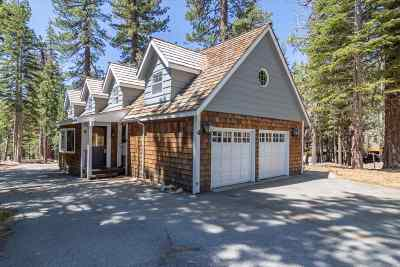 Mammoth Lakes Single Family Home For Sale: 4 St Anton Circle