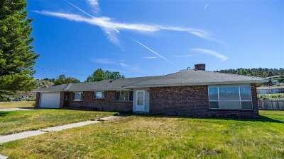 Bridgeport Single Family Home For Sale: 84 Castle Peak Road
