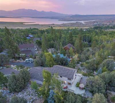 Crowley Lake Single Family Home For Sale: 309 Juniper Dr.
