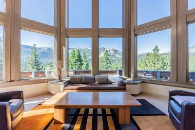 Mammoth Lakes Single Family Home For Sale: 238 Valley Vista Drive