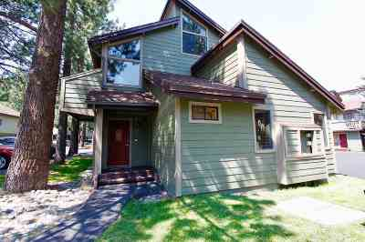 Mammoth Lakes Condo/Townhouse For Sale: 2059 Meridian Blvd #1