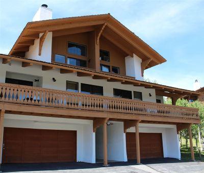 June Lake Condo/Townhouse For Sale: 81 Lauterbrunnen Strasse, #19