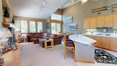 Mammoth Lakes Condo/Townhouse For Sale: 940 Links Way