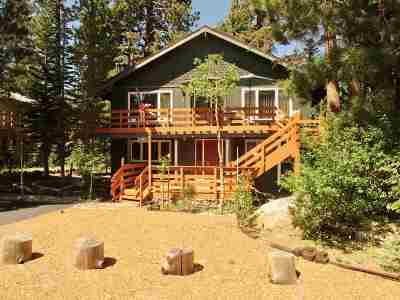 Mammoth Lakes Single Family Home For Sale: 17 Pinehurst Rd