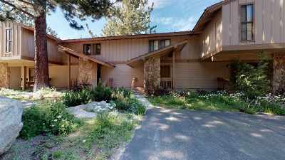 Mammoth Lakes Condo/Townhouse For Sale: 3252 Chateau Rd #3