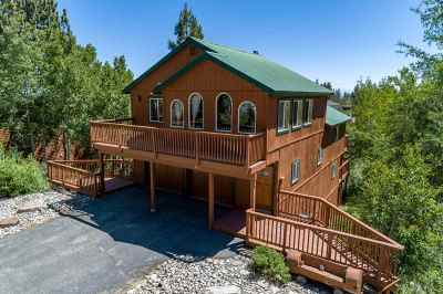 Mammoth Lakes CA Single Family Home For Sale: $834,000