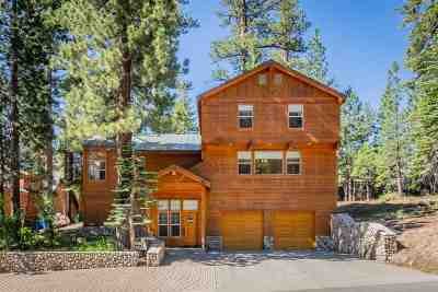 Mammoth Lakes CA Single Family Home For Sale: $1,175,000