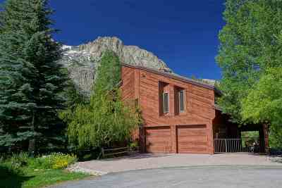 June Lake CA Single Family Home Active Under Contract: $779,000