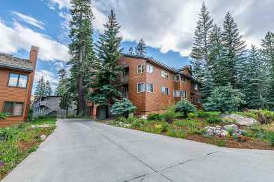 Mammoth Lakes Condo/Townhouse Active-Price Chg: 435 Lakeview #51 Boulevard