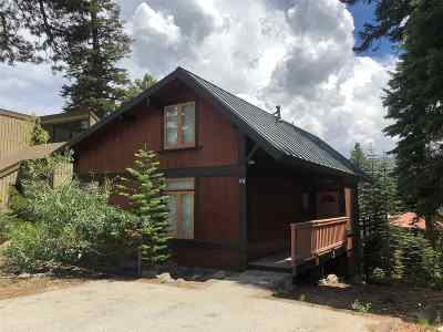 Mammoth Lakes Single Family Home Active-Price Chg: 58 Aspen Place