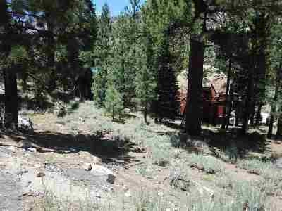 June Lake Residential Lots & Land For Sale: Piute Drive