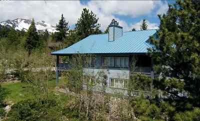 Mammoth Lakes Single Family Home For Sale: 400 Cedar Crest Court