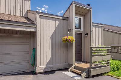 Mammoth Lakes Condo/Townhouse Active Under Contract: 77 Sierra Manor Rd