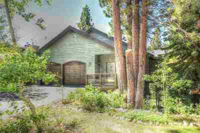 Mammoth Lakes Single Family Home For Sale: 150 Valley Vista Drive