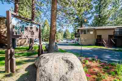 Mammoth Lakes Condo/Townhouse For Sale: 2290 Sierra Nevada Road
