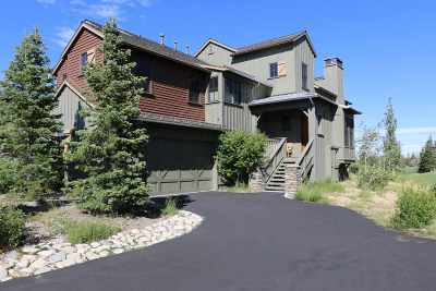 Mammoth Lakes Condo/Townhouse For Sale: 1196 Pyramid Peak Drive