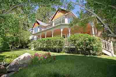 Mammoth Lakes Single Family Home For Sale: 595 Waterford Avenue