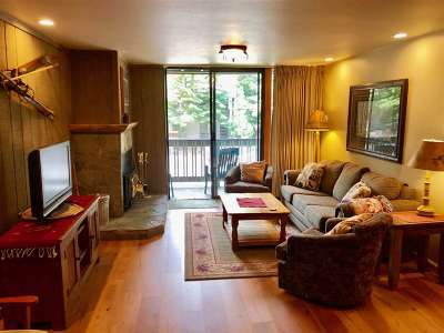 Mammoth Lakes Condo/Townhouse Active-Price Chg: 261 Lakeview Blvd. #37