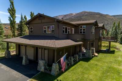 Crowley Lake Single Family Home For Sale: 376 Sierra Springs Drive