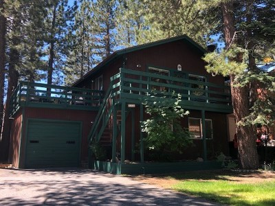 Mammoth Lakes Single Family Home For Sale: 359 Pinecrest Avenue