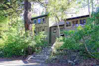 June Lake CA Single Family Home For Sale: $599,000