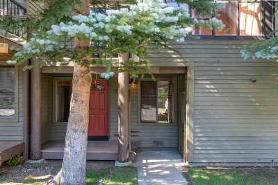 Mammoth Lakes Condo/Townhouse For Sale: 384 Joaquin Rd #39
