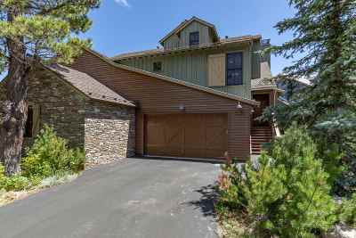 Mammoth Lakes Condo/Townhouse Active Under Contract: 1120 Pyramid Peak