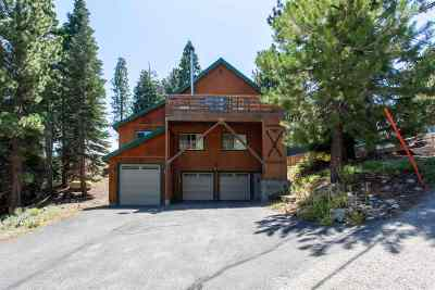 Mammoth Lakes Single Family Home For Sale: 424 Alpine Circle