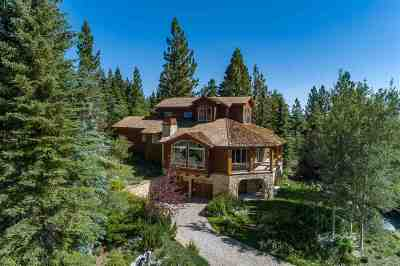 Mammoth Lakes Single Family Home For Sale: 370 Ranch Road